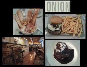 Onion menú diario
