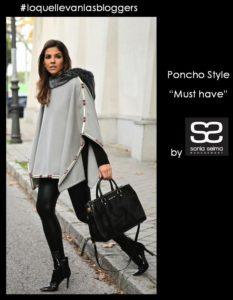 Poncho Style imagen para el blog
