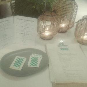 Ma Khin Café detalle detalles