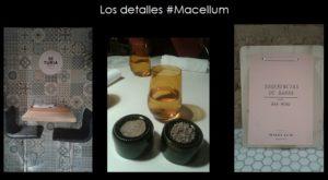 Los detalles Macellum