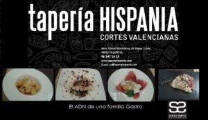 Mix Taperia Hispania Cortes Valencianas