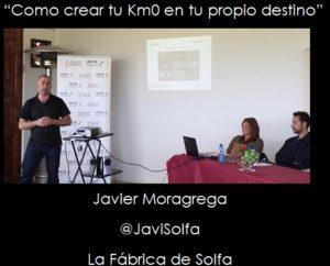 Javier Moragrega La Fábrica de Solfa