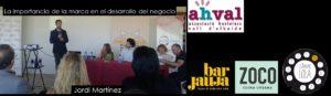 Jordi Martinez la importancia de la marca en el desarrollo del negocio