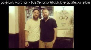 Jose Luis y Luis instagrameados para blog