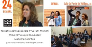 Mix Creative Morning VLC Nevena Vujosevic 24 abril by Sonia Selma