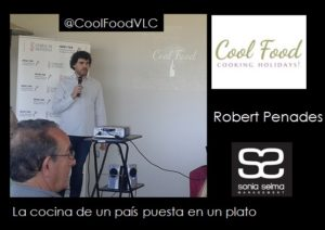 Robert Penades CoolFoodVLC