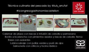 Tecnica culinaria del pescado by Luis Arrufat