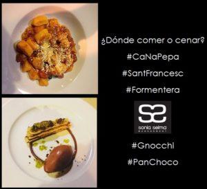 Mix Ca Na Pepa cena domingo 17052015 donde comer o cenar