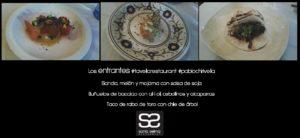 Los entrantes tavella restaurant 14072015