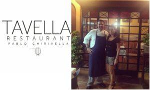 Tavella Restaurant Pablo y Sonia