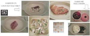 Mix de platos principales y guarniciones habitualvlc by Ricard Camarena Blog Sonia Selma