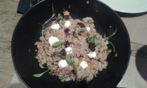 Ensalada de Quinoa Tabulé by @laroyalebcn Barcelona Sonia Selma 03102015