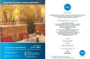 Arroceria Hispania Beniparrell