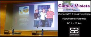 Sonia Selma en focusinnovapyme conecturCV 04112015 cultura violeta