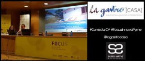 Sonia Selma en focusinnovapyme conecturCV 04112015 lagastrocasa