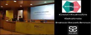 Sonia Selma en focusinnovapyme conecturCV 04112015 makinaccion