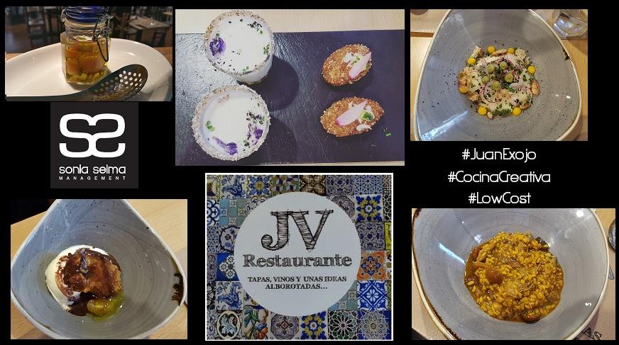 Julio verne restaurante cocina creativa low costsonia - Restaurante julio verne ...