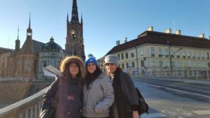 2. Callejeando por Estocolmo