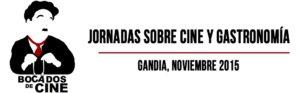 Bocados de cine jornadas sobre cine y gastronomia by Sonia Selma