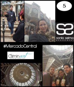 17 Mercado Central Caminart Ruta Modernista Sonia Selma Mix