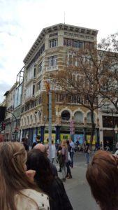 19 Edificio Sanchez de León Caminart Ruta Modernista Sonia Selma