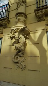 23 Casa de los Dragones Caminart Ruta Modernista Sonia Selma