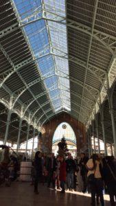 25 Mercado de Colón Caminart Ruta Modernista Sonia Selma