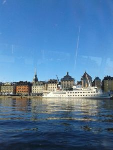 7. El paseo por El Báltico Estocolmo by Sonia Selma