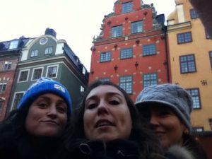 Sonia Selma en Estocolmo Dic15