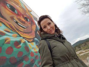 Sonia Selma en fanzara streetart grafitti 6