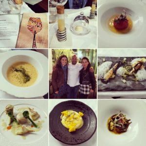 Sonia Selma en Restaurante Raúl Resino