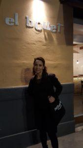 Sonia Selma en El Bouet