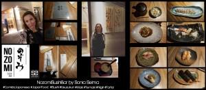 Sonia Selma en Nozomi Sushi Bar Mix