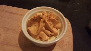 Tarta de queso con avellana y toffee Sonia Selma en elbouet