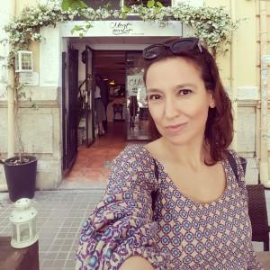 Sonia Selma presentacion nueva carta MeatMarketVlc