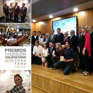 Premios a la hosteleria valenciana fehv by Sonia Selma