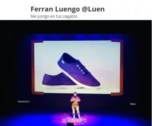 Ferran Luengo Me pongo en tus zapatos