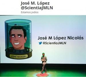 José Manuel López Nicolás estamos jodios