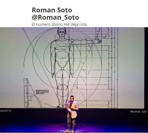 Roman Soto El número divino me deja roto