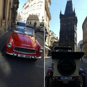 Coches antiguos Praga Ago16 Sonia Selma