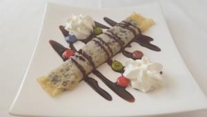 Crepe de chocolate Rte Casa Jaime Sonia Selma