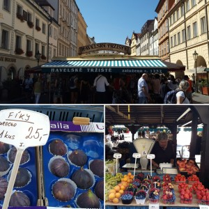 Havelske trziste zalozenco Prague Markets Havel´s Market Sonia Selma