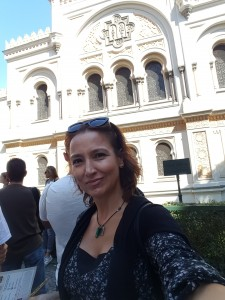 La Sinagoga Española en Josefov Sonia Selma Praga Ago16