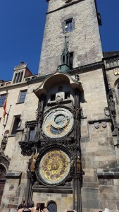 Reloj Astronómico de Praga Sonia Selma