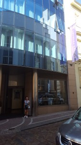 Sonia Selma en EA Hotel Crystal Palace 0