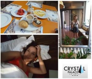 Sonia Selma en EA Hotel Crystal Palace 3
