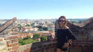 Sonia Selma Mirador del Castillo Praga