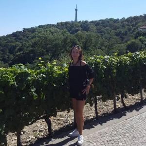 Sonia Selma Mirador del Castillo Torre Petrín