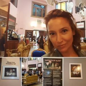 Sonia Selma Teatro Negro Praga Agosto 16