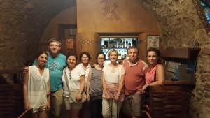 Cerveza en Konvit Restaurant Sonia Selma en Praga Ago16 2